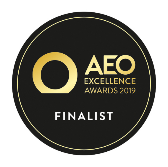 /News/Coconnex shortlisted for the AEO  technology supplier of the year