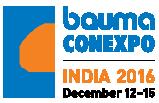 Coconnex Exhibitor Manual assists BAUMA CONEXPO INDIA 2016